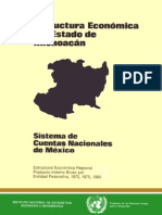 Inegi Michoacan