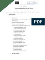 Ayuda Memoria - Certificados Defensa Civil
