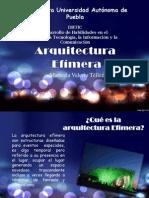 Arquitectura Efimera.ppt