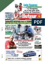 LE BUTEUR PDF du 10/08/2009