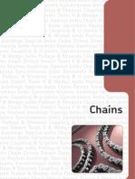 cadenas para piñones