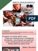 TEORÍAS SOBRE EL ENVEJECIMIENTO