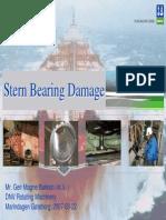 DNV Bearing Damage Story