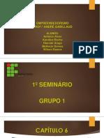 Slide Pronto de Empreendedorismo
