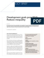 Engberg(2013)DevelopmentGoalsPost 2015