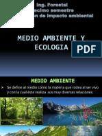 Medio Ambiente y Ecologia