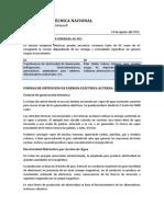 Consulta líneas de Transmicion, prof. barajas