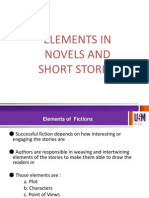 Elements of novels and short stories.ppt