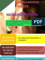 4.-Infeccion Pulmonar Precoz- Rocio Oliva