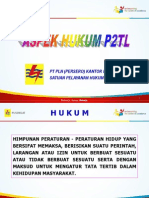 ASPEK HUKUM P2TL 1486 FIX.ppt