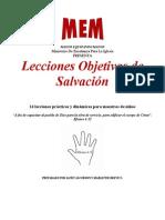 Lecciones Objetivas de Salvacic3b3n