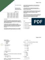 Estadistica Inf. 2 IGE Unidad 5 - Diseño experimental con bloques al azar y diseños factoriales
