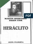 Heidegger & Fink - Heraclito