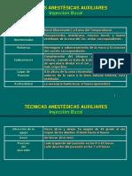 Técnicas Anestésicas Auxiliares - color 2005