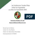 Informe 1 Rotura de Placas