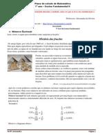 Plano de Estudo de Matematica- 2 Bimestre 7 Ano