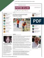 11-11-2013 'Inicia Reynosa Programa de Empleo Temporal en Limpieza'