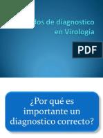Métodos de diagnostico en Virologia