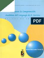 TECAL 2004 Aplicación en Chile