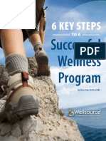 6 Key Steps to a Successful Wellness Program