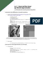 Image Wavelet Approximation.docx