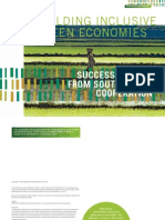 Building inclusive Green Economies