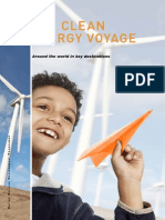 The clean energy voyage
