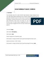 MINGGU-KE-13-TEKNIK-DASAR-MEMBUAT-OBJEK-3-DIMENSI.doc