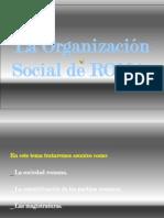 organizacion social de roma.ppt