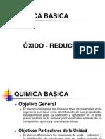 TEORÍA OXIDO-REDUCCIÓN