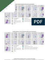 Kalender Pendidikan SD SMP SMA DKI 2009-2010
