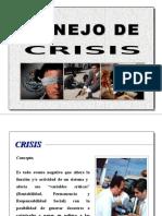 Manejo de Crisis.