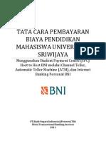 Tata Cara Pembayaran Ukt via Atm (Bank Bni)____7848