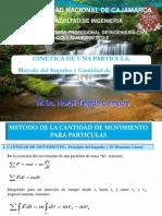 Cinetica de un Punto Material - Impulso y Cantidad de Movimiento - Dinamica 2012-II.pdf