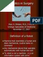 9.Robotics in Surgery powerpoint presentation.ppt