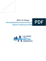 MN - State Policy Network Report