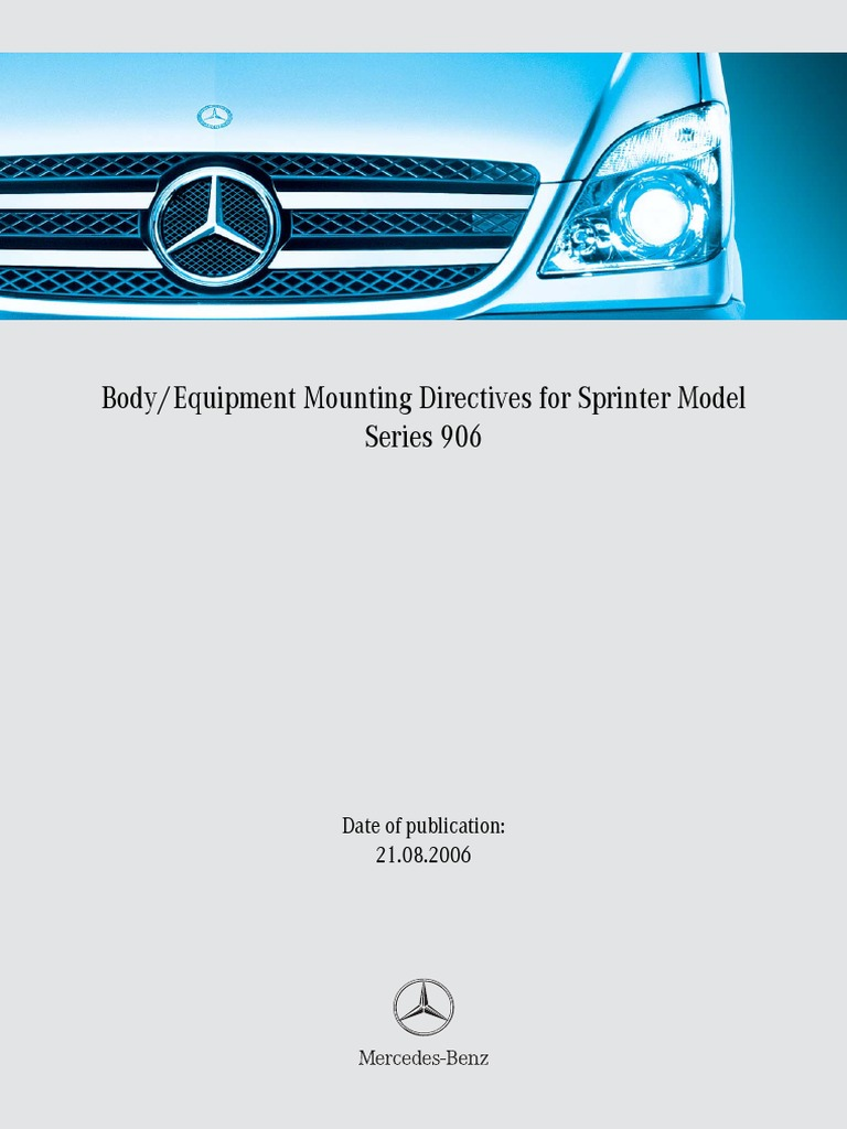 Arl Sprinter2005pdf Mercedes Benz Sprinter Suspension Vehicle Onboard Electrical Power Generation For Ing Diagrams As Well Trailer Wiring Diagram On E46