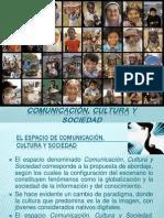 Sociedad Cultura y Comunicacion