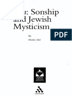 77185600 Moshe Idel Ben Sonship and Jewish Mysticism