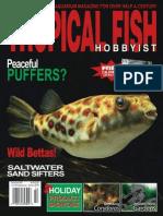 Tropical Fish Hobbyist - December 2007