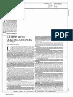 Krugman-Il complotto contro la Francia -La Repubblica 12 novembre 2013