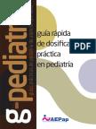 Guia Rapida de Dosificacion Practica en Pediatria