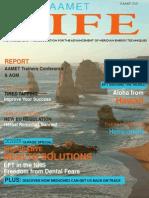 AAMET Life Magazine - Summer 2011