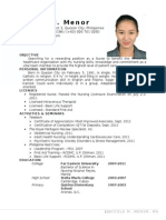 NURSE RESUME 2013.doc