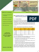 Zimbabwe - Monthly Economic Review - August 2013.pdf