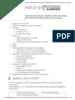 Mrunal » [Studyplan] UPPCS Preliminary Exam Paper 2_ Aptitude, Maths, Reasoning, Decision Making, English, Hindi, free studymaterial & previous papers » Print.pdf