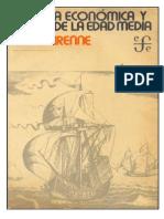 47751979 Henri Pirenne Historia Economica y Social de La Edad Media