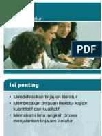 Kuliah Literatur ReviewNota Literature Review.ppt