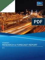 Romania market report 2012