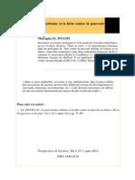 2012-El Mnasfi-Gouvernance PauvretA Maroc